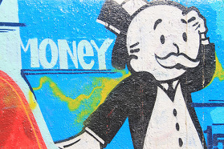 """Money"" by Thomas Galvez 